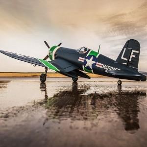 E-flite F4U-4 Corsair 1.2m BNF Basic  (3)
