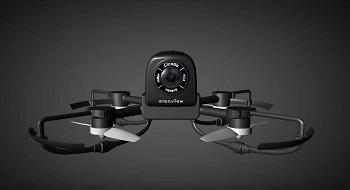Elanview Cicada RTF FPV Camera Drone [VIDEO]