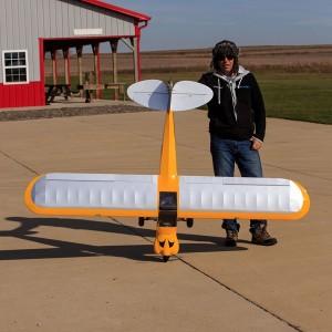 Hangar 9 Carbon Cub 15cc ARF (5)