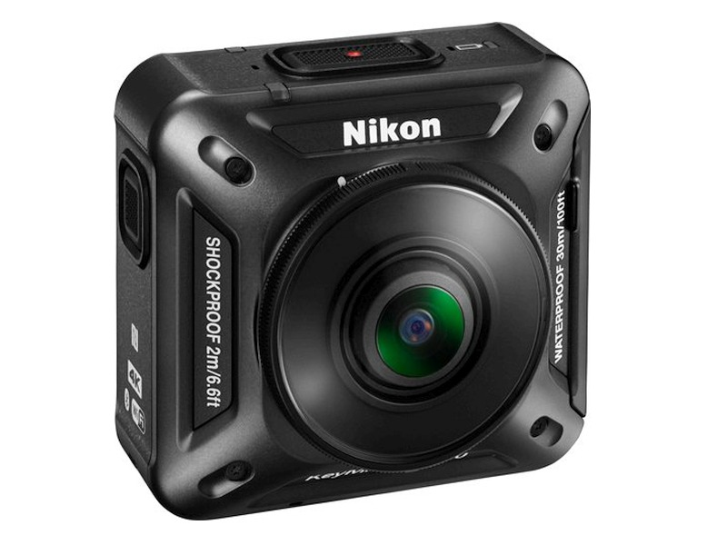 The newest 360-Degree Video Camera from Nikon.