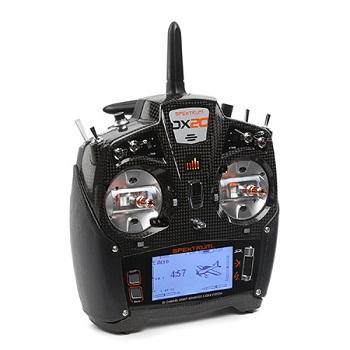 Spektrum DX20 20-Channel DSMX Transmitter With AR9020 Receiver