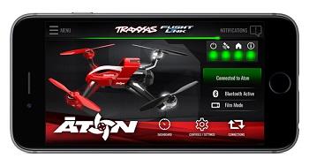 Traxxas Flight Link App