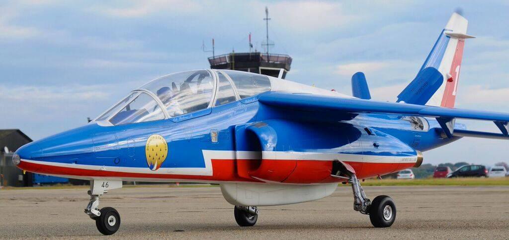 A-Class Alpha Jet