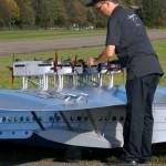 12-Engine Flying Boat