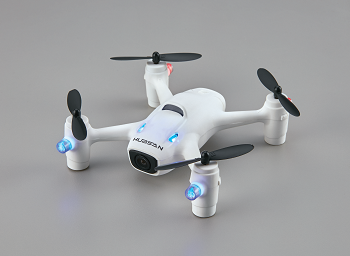 Hubsan H107C+ X4 Camera Drone RTF