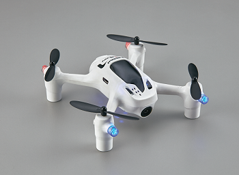 Hubsan H107D+ FPV X4 Plus Camera Drone RTF