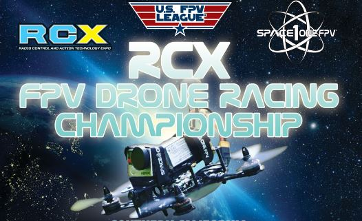 FPV Drone Racing at RCX