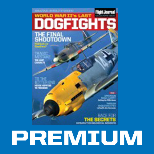 WW II's Last Dogfights Flight Journal Special Issue