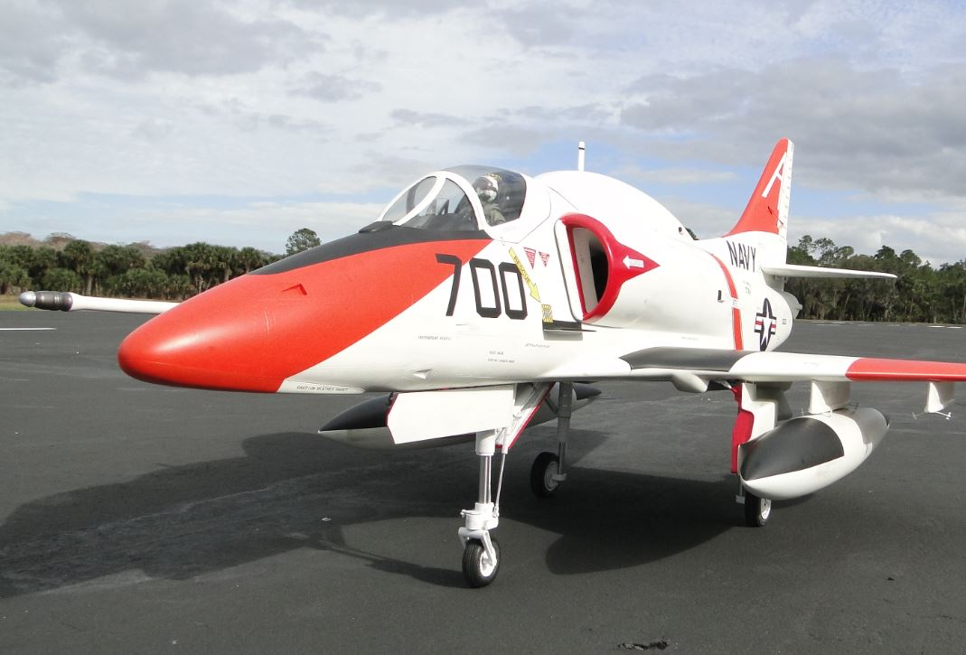 Road to Top Gun — Douglas A-4 Skyhawk