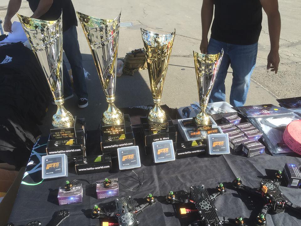 USFPV Drone Racing Championships at RCX