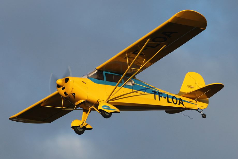 Exceptional Aeronca Chief