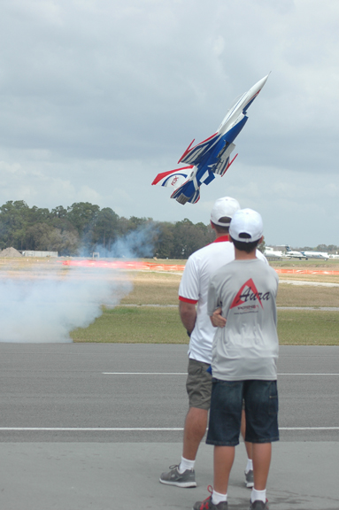 Red Flag: Jet Flight Competition