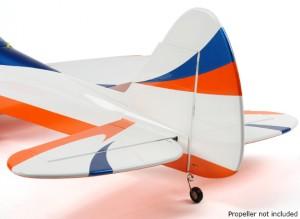 HobbyKing Estrella SportAerobatic Plane 50E Balsa 1500mm (3)