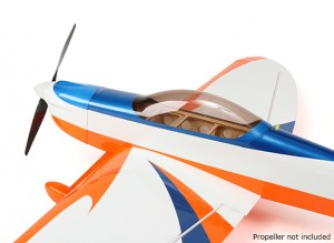 HobbyKing Estrella SportAerobatic Plane 50E Balsa 1500mm (4)