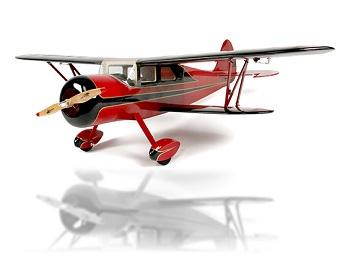 HobbyKing Waco SRE Biplane 1300mm Balsa (ARF)