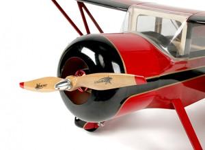 HobbyKing Waco SRE Biplane 1300mm Bals (4)