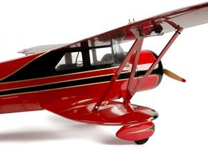 HobbyKing Waco SRE Biplane 1300mm Bals (6)