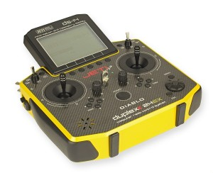 Jeti DS-14 Heli Carbon Diablo Limited Edition Radio System (3)