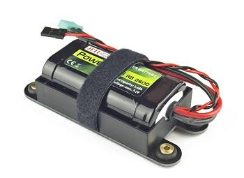 Jeti Power RB Receiver Li-Ion Battery Packs