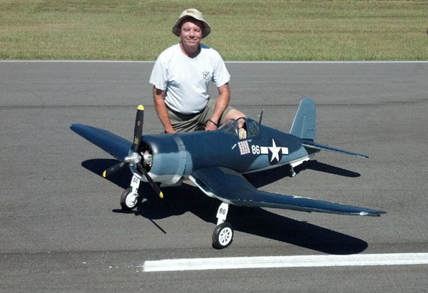 Road to Top Gun — F4U-1A Corsair