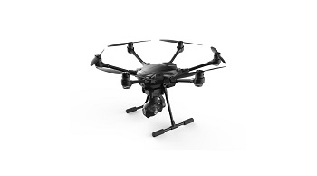 Yuneec Typhoon H Hexacopter RTF With ST16 Controller [VIDEO]