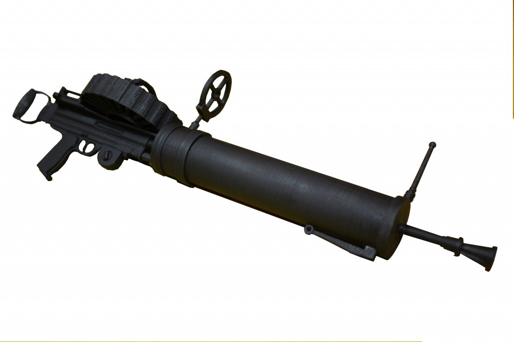 Ziroli_Lewis Gun