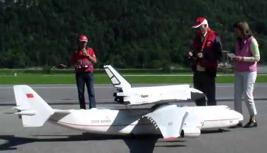 Soviet Space Duo