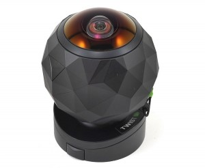 360fly Panoramic 360° HD Video Camera (1)