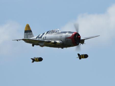 Top Gun Flightline Action