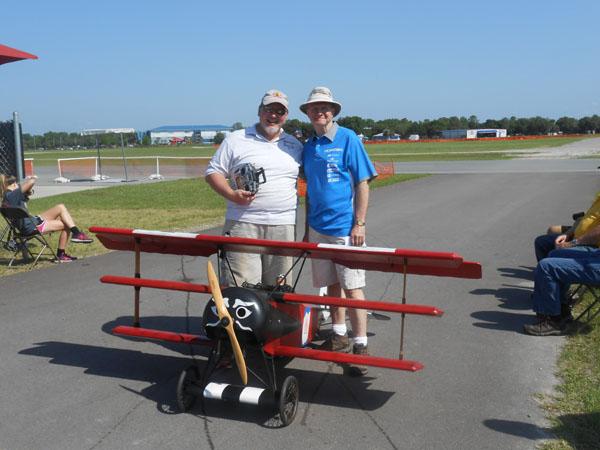 Top Gun — First Flight Success
