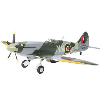 E-flite Spitfire Mk XIV 1.2m BNF Basic [VIDEO]