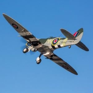 E-flite Spitfire Mk XIV 1.2m BNF Basic (11)