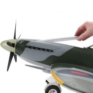 E-flite Spitfire Mk XIV 1.2m BNF Basic (6)