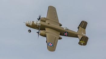 E-flite UMX B-25 Mitchell BNF Basic