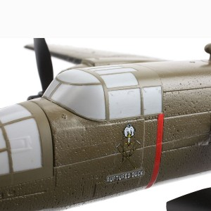 E-flite UMX B-25 Mitchell BNF Basic (5)