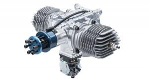 Evolution Engines 125GX 125cc Twin-Cylinder Gas Engine  (1)