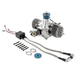 Evolution Engines 125GX 125cc Twin-Cylinder Gas Engine  (10)