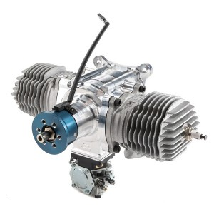 Evolution Engines 125GX 125cc Twin-Cylinder Gas Engine  (2)