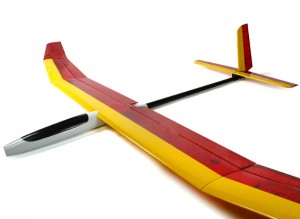 HobbyKing Aether 3700mm Electric ALES Glider V2 (ARF) (1)