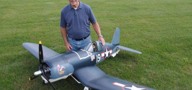Road to Top Gun: FG-1D Corsair
