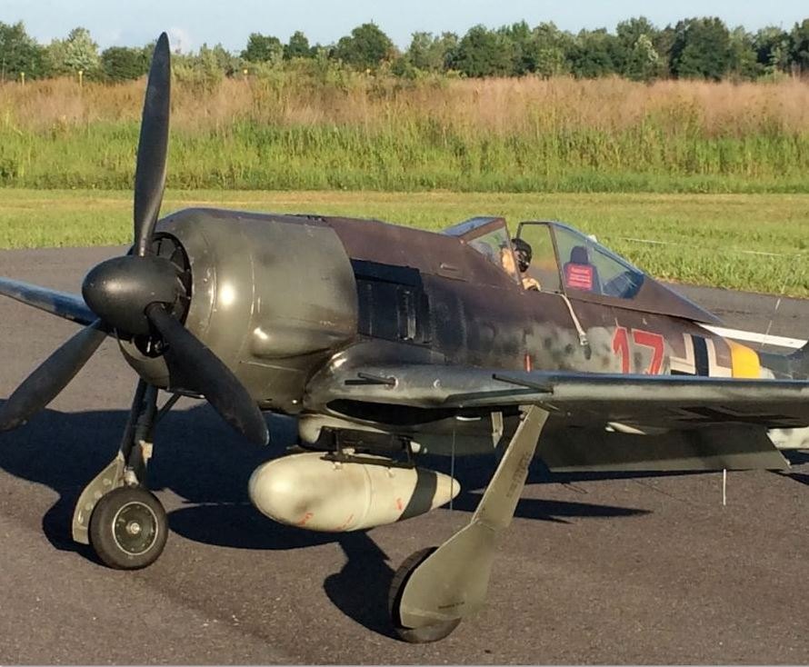 Road to Top Gun — Focke-Wulf Butcher Bird — Back from the Ashes!