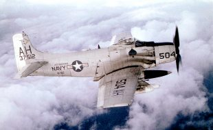 New Build Project — 85-inch Douglas Skyraider — Reduced Ziroli Design