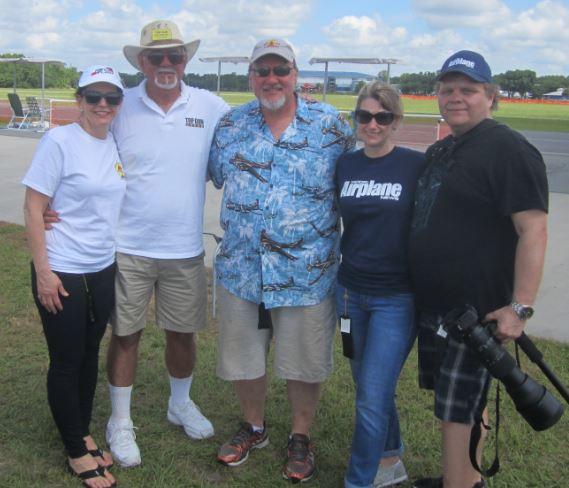 The MAN Team at Top Gun
