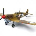 Durafly Spitfire Mk5 1100mm (PnF) Desert Scheme [VIDEO]