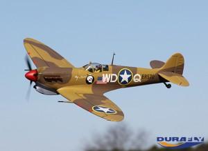 Durafly Spitfire Mk5 1100mm (PnF) Desert Scheme (10)