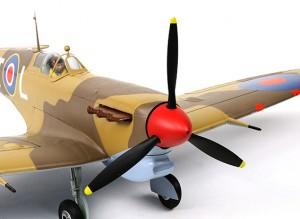 Durafly Spitfire Mk5 1100mm (PnF) Desert Scheme (7)