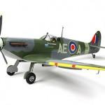 Durafly Spitfire Mk5 1100mm (PnF) ETO Scheme [VIDEO]