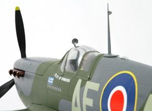 Durafly Spitfire Mk5 1100mm (PnF) ETO Scheme (7)