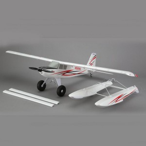 E-flite Timber BNF Basic And PNP With Floats (9)