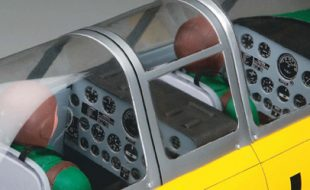 5 Ways to Dress Up Your RC Airplane's Cockpit